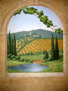 tuscan wall murals contact cindy white s website