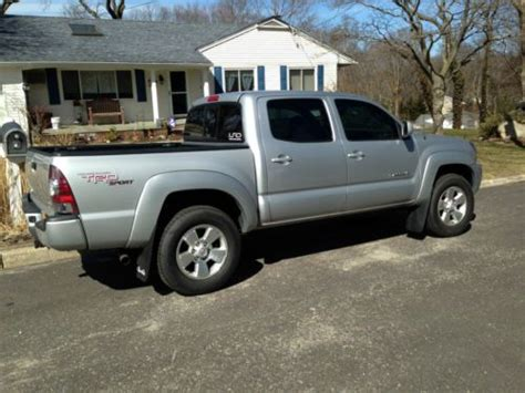 best car repair manuals 2011 toyota tacoma user handbook find used 2011 toyota tacoma trd sport 6 speed manual in smithtown new york united states for