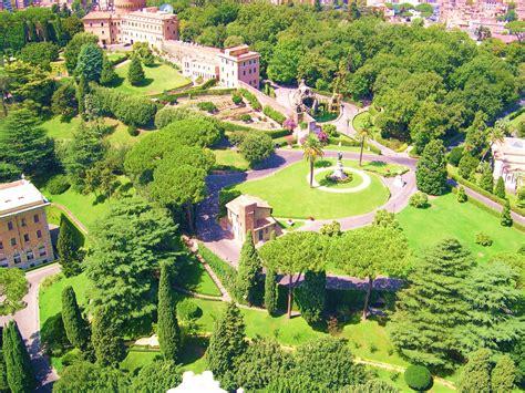 Vatican Gardens by File Vatican Gardens Jpg Wikimedia Commons
