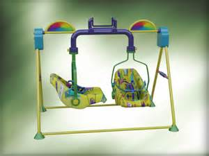 Dual Baby Swing Occupancy Infant Swing Products