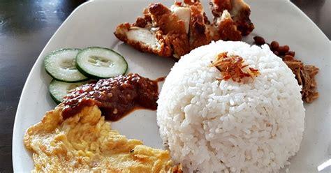 membuat nasi uduk tanpa santan titian perjalanan nasi lemak tanpa santan