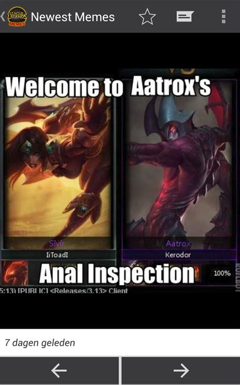 League Memes - com lol memes league of legends appstore for