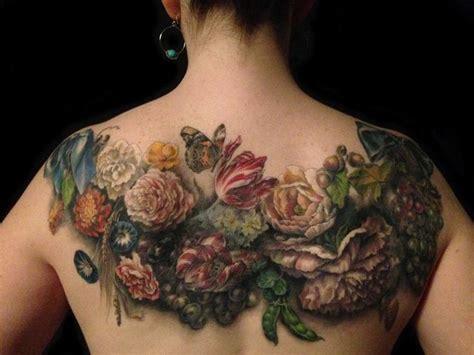 little chicago tattoo company amazing flower and fruit esther garcia botanical