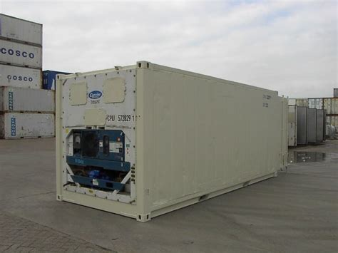 Freezer Container 20 20 refrigerated containers containerstrade
