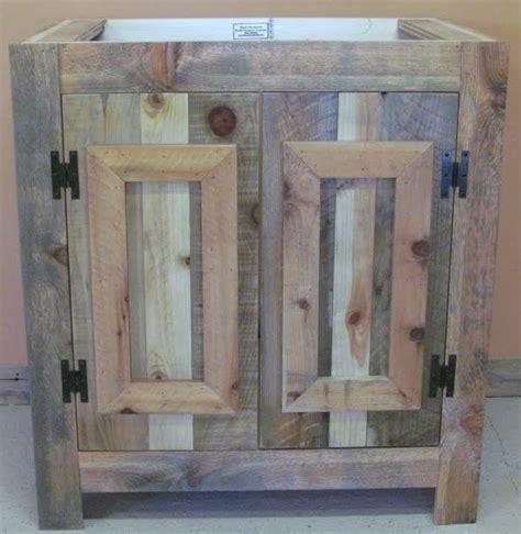 Barnwood Dressers by Reclaimed Wood Rustic Bathroom Vanity Barn Wood