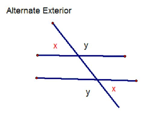 Exterior And Interior Angles by Chapter 3 Notes