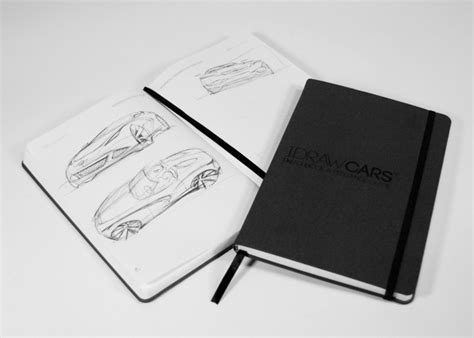sketchbook guide i draw cars sketchbook reference guide by matt marrocco