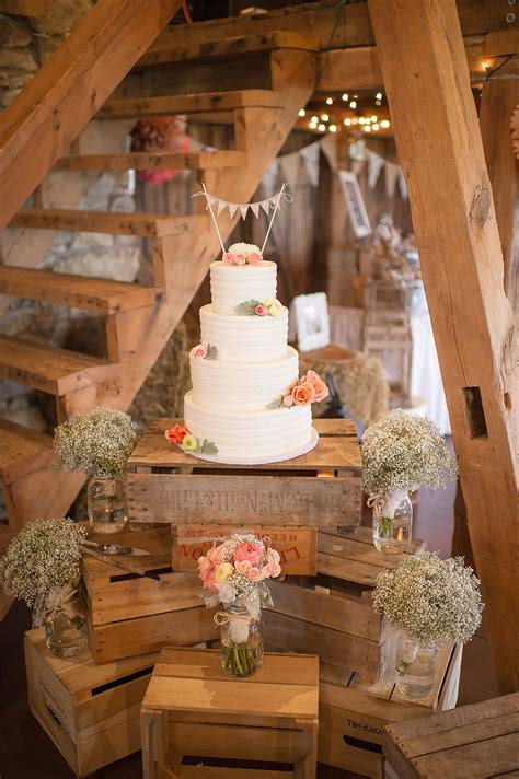 inspirational rustic barn wedding ideas tulle