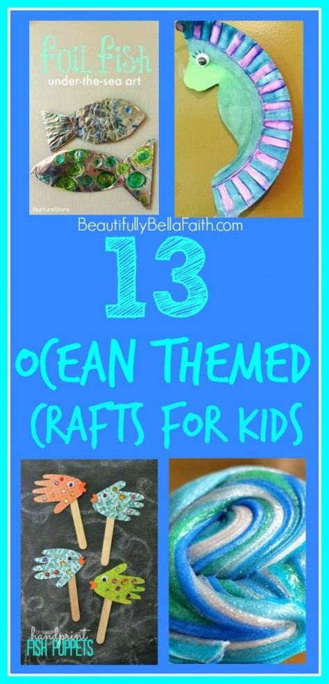 water themed crafts for 17 best ideas about theme crafts on