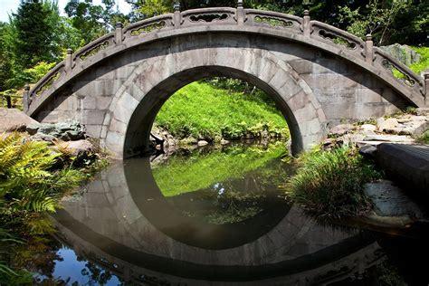 photo gratuite pont japonais jardins zen image