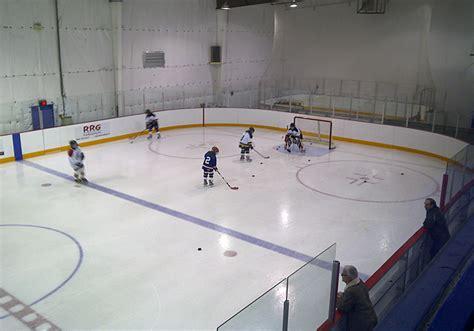 floor hockey unit plan custom ice rinks training