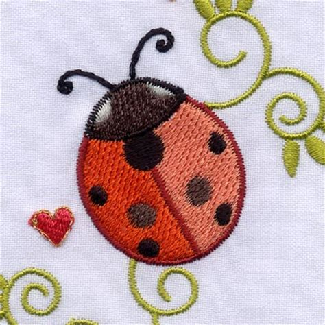 embroidery design ladybug free ladybug embroidery design