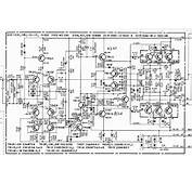 YAMAHA P 2200 POWER AMP SCHEMATIC