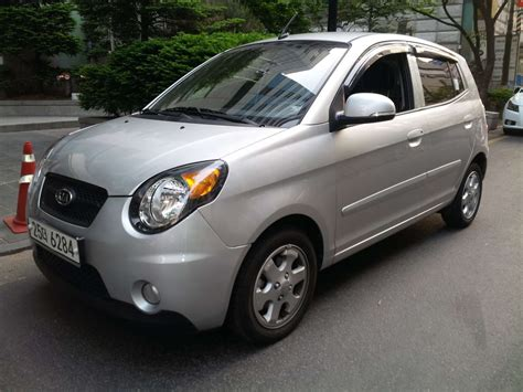 Kia Morning Car 2011 Kia Morning Photos 1 0 Gasoline Ff Automatic For Sale