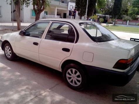 1994 Toyota Corolla For Sale Toyota Corolla X 1 3 1994 For Sale In Rawalpindi Pakwheels