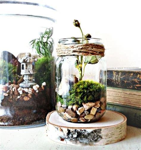 pflanze als sichtschutz 861 fr 252 hling moos birken holz scheiben jutefaden
