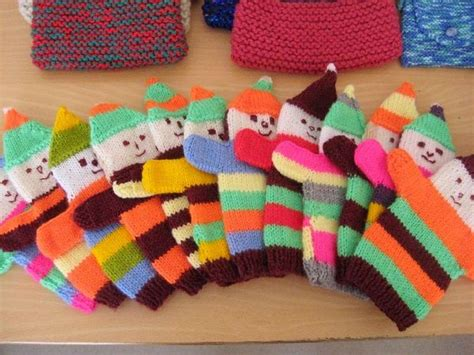 knitted finger puppets patterns free puppets for charity appeals amigurumi diy toys