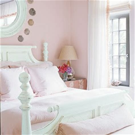 Trove Interiors Pink The Color Of The Year Light Pink Bedroom