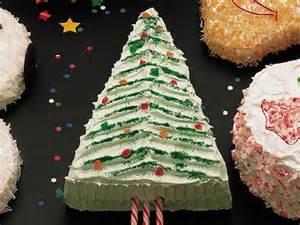 christmas tree cake recipe