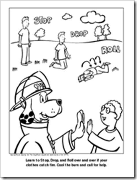 preschool alphabet fire safety