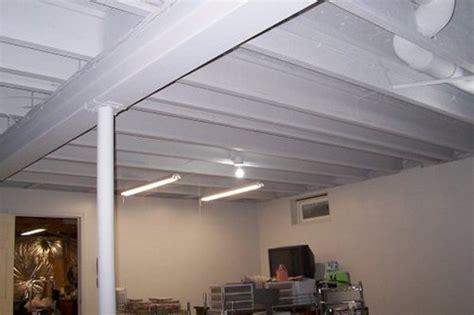 basement ceiling ideas on a budget cheap jeffsbakery
