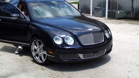 custom bentley 4 door 2009 custom 4 door bentley youtube