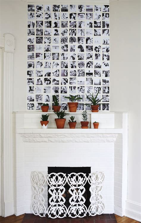 Home Decoration With Paper by 10 Ideas For Square Photos A Beautiful Mess