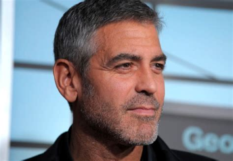 george clooney s hair evolution photos gq
