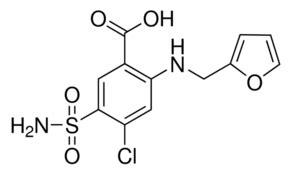 furosemide powder       glass bottle sigma
