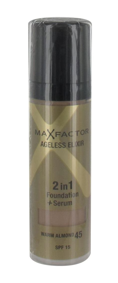 Foundation Max Factor 2 In 1 max factor ageless elixir 2 in 1 foundation serum 30ml