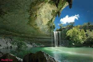Things To See In Tx Hamilton Pool Preserve Near