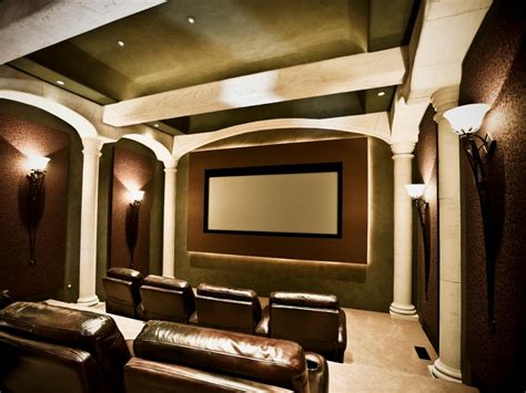13 High End Home Theater 8 Dreamy High End Home Theaters Diy