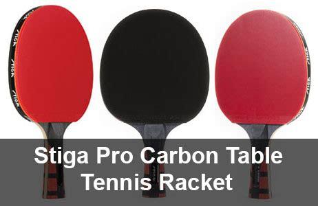 stiga pro carbon table tennis racket best stiga pro carbon table tennis racket reviews