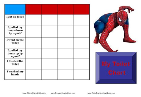 printable reward chart toilet training free printable reward charts boys new calendar template site