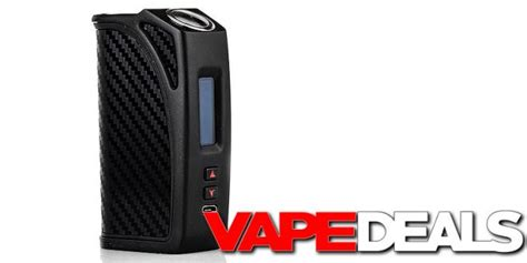 Exus Ark 200w By Thinkvape Mod Only Authentic thinkvape exus ark 200w box mod free shipping 37 82 vape deals