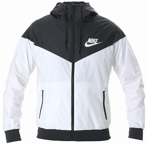 nike windbreaker nike windrunner windbreaker jacket men women white black