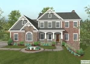 Icf Floor Plans Charming Craftsman House Plan The House Designers