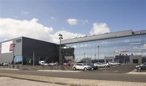 Audi Airport by Audi Center Airport
