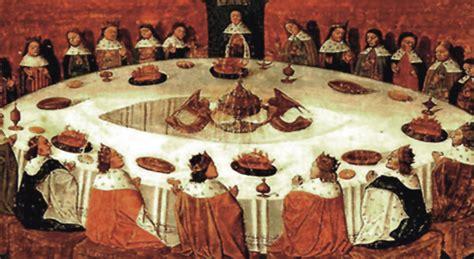 tavola rotonda alla scoperta mito e della leggenda