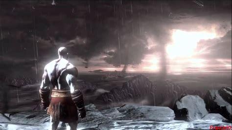 film god of war vs zeus god of war iii kratos vs zeus father son epic showdow