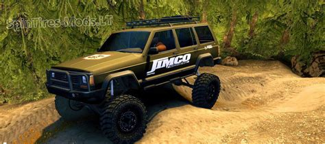 Jeep Xj Mods Jeep Spintires Mods