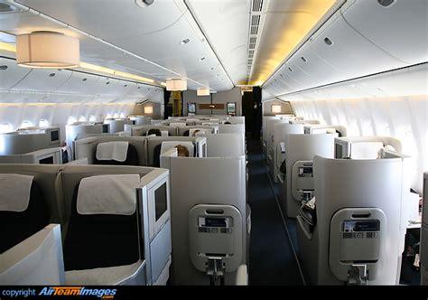 Air 777 Interior by Airways Boeing 777 200 Interior