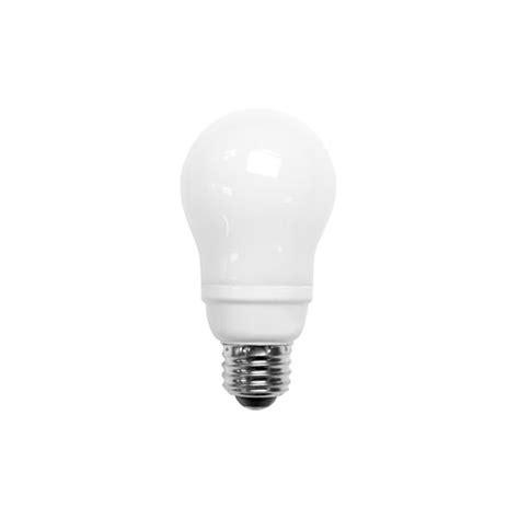5 watt cfl light bulb 5 watt a16 cfl 27k supra mini compact fluorescent