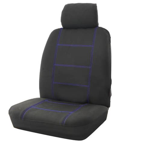 n neoprene wetsuit seat covers blue stitching