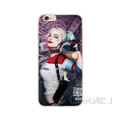 Harley Quinn And Joker F0447 Xiaomi Redmi 4x Print 3d phone cases jared leto joker margot robbie harley quinn