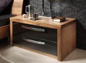 American Walnut Bedroom Furniture Bedroom In American Walnut Glossy Black Strachan