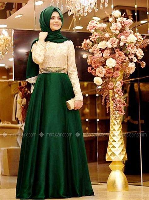 Kebaya Jilbab 19 model kebaya jilbab desain tradisional dan modern contoh baju kebaya 2018