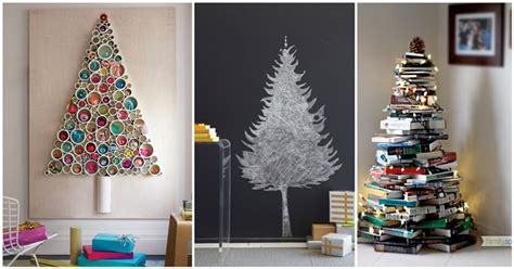 you ll adore these 18 alternative christmas trees diply