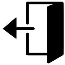 Door Symbol by Symbol For Door Opening