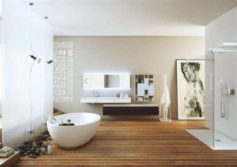 Superbe Carrelage De Salle De Bains #3: Design-salle-bains-zen-sol ...